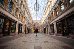 Ukraine, Odessa, alte Stadt Stockfoto