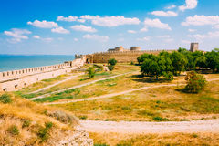 Ukraine, Odessa region. Belgorod-Dniester fortress. Akkerman for Royalty Free Stock Image