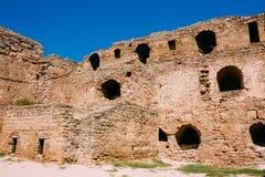 Ukraine, Odessa region. Belgorod-Dniester fortress , Akkerman fo Royalty Free Stock Photos