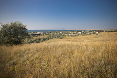 Ukraine seaside Royalty Free Stock Photography