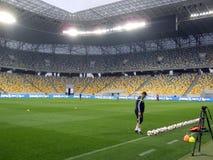Ukraine vs Belarus Royalty Free Stock Photo