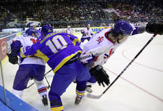 Ukraine vs Great Britain Royalty Free Stock Images