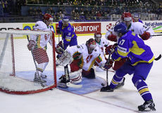 Ukraine vs Lithuania Stock Photos