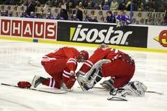 Ukraine vs Poland Stock Photo