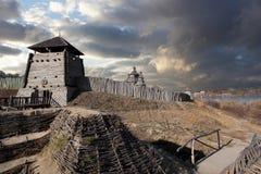 ukraine zaporozhye Royaltyfri Bild
