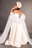 ukrainian девушки способа невесты Стоковые Изображения RF