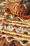 ukrainian хлеба праздничный традиционный Стоковое Изображение