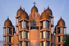 ukrainian церков Стоковое фото RF