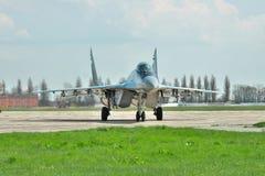 Ukrainian AF MiG-29 Royalty Free Stock Images