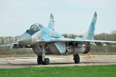 Ukrainian AF MiG-29 Royalty Free Stock Image