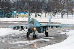 Ukrainian Air Force MiG-29 Stock Image
