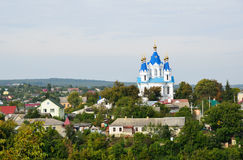 Ukrainian ancient city Kamyanets-Podilsky Royalty Free Stock Photo