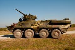 Ukrainian APC BTR-3E Royalty Free Stock Images