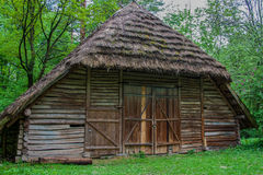 Ukrainian architectural style Stock Images