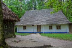 Ukrainian architectural style Stock Photo