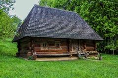 Ukrainian architectural style Stock Image