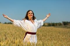 Ukrainian beauty Royalty Free Stock Photos