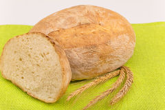 Ukrainian bread Royalty Free Stock Photo