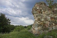 Ukrainian  castle Stock Photography