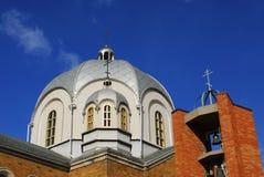 Ukrainian catholic church Stock Photography