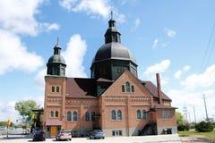 Ukrainian Catholic Parish Royalty Free Stock Image