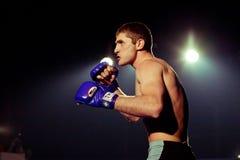 Ukrainian championship MIX FIGHT 2011 Stock Images