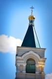Ukrainian church Royalty Free Stock Images