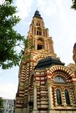 The Ukrainian church Royalty Free Stock Photos