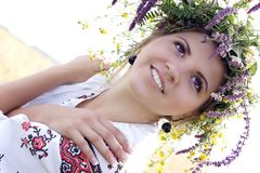 Ukrainian clothing Stock Photography