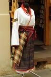 Ukrainian clothing Royalty Free Stock Photo