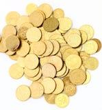 Ukrainian coins Royalty Free Stock Image
