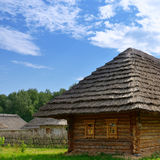 Ukrainian countryside Royalty Free Stock Photo
