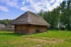 Ukrainian countryside Stock Photography