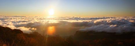 Ukrainian Crimean Mountains. Mountain hiking in the Crimean Mountains, Ukraine royalty free stock photography