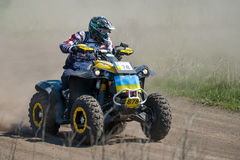 Ukrainian Cross-Country ATV competition Royalty Free Stock Photo