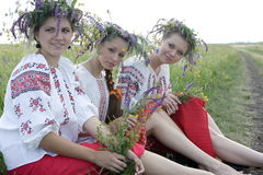Ukrainian culture Stock Photos