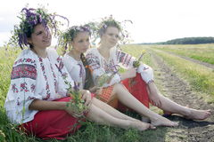 Ukrainian culture Royalty Free Stock Photography