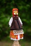 Ukrainian doll Royalty Free Stock Photos