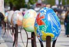 Ukrainian Easter Festival in Kiev Stock Image