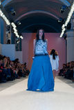 Ukrainian Fashion Week Royalty Free Stock Photos
