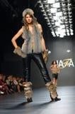 Ukrainian Fashion Week royalty free stock photography