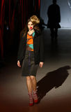 Ukrainian Fashion Week: collection by Oleksiy ZALEVSKIY Stock Images