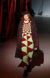 Ukrainian Fashion Week: collection by Oleksiy ZALEVSKIY Stock Image