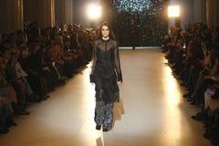 Ukrainian fashion week FW18-19 in Kyiv Royalty Free Stock Image