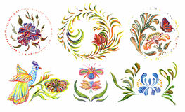 Ukrainian folk art. Royalty Free Stock Image