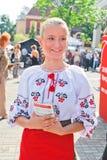Ukrainian girl Stock Images