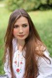 Ukrainian girl Stock Photos