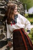 Ukrainian  Girl Royalty Free Stock Photos