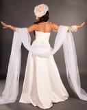 Ukrainian girl fashion, the bride Royalty Free Stock Photos