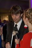Ukrainian goalkeeper Alexander Shovkovskiy Royalty Free Stock Photography
